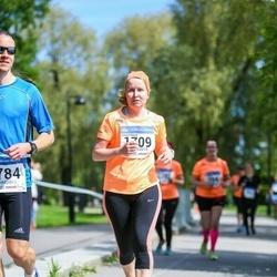 Helsinki Half Marathon - Sanna Pitkänen (1709)