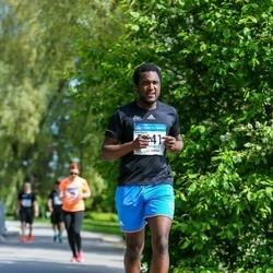 Helsinki Half Marathon - David Nartey (1441)