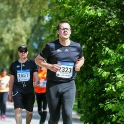 Helsinki Half Marathon - Jesse Törnström (2323)