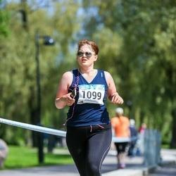 Helsinki Half Marathon - Heljä Lehtimäki (1099)