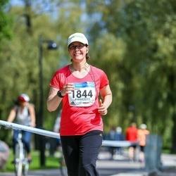 Helsinki Half Marathon - Mari Riipinen (1844)