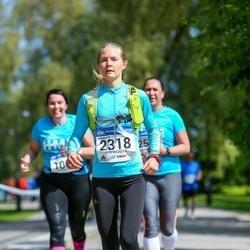 Helsinki Half Marathon - Johanna Tähti (2318)