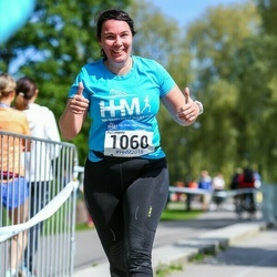 Helsinki Half Marathon - Pia Lampola (1060)