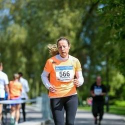 Helsinki Half Marathon - Mette Ilander (566)