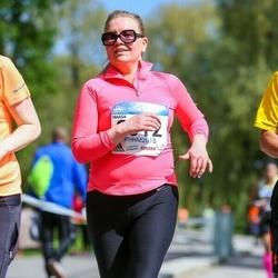 Helsinki Half Marathon - Marja Sauramäki (2012)