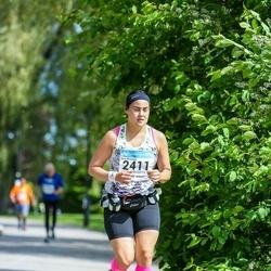 Helsinki Half Marathon - Nora Weckman (2411)