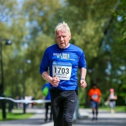 Helsinki Half Marathon - Martti Pirhonen (1703)