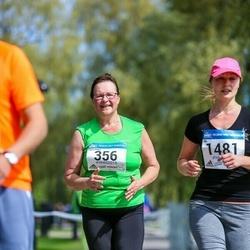 Helsinki Half Marathon - Päivi Halla (356)