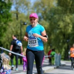 Helsinki Half Marathon - Anne Savolainen (2022)