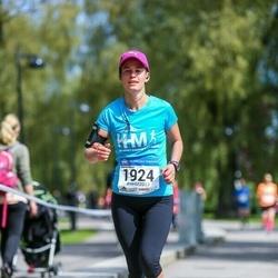 Helsinki Half Marathon - Marisa Rössi (1924)