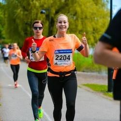 Helsinki Half Marathon - Tytti Tammisalo (2204)