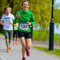 Helsinki Half Marathon - Johanna Toivanen (2262)