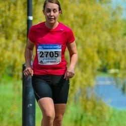Helsinki Half Marathon - Minna Lehtonen (2705)