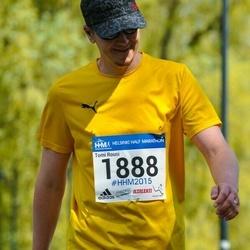 Helsinki Half Marathon - Tomi Rousi (1888)
