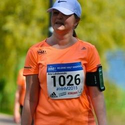 Helsinki Half Marathon - Anu Lahdenmäki (1026)