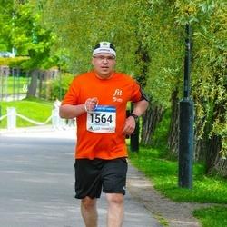 Helsinki Half Marathon - Petrus Okkonen (1564)