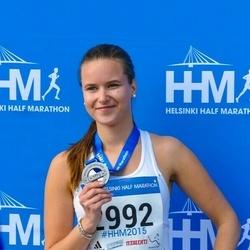 Helsinki Half Marathon - Aleksandra Honkaniemi (2992)