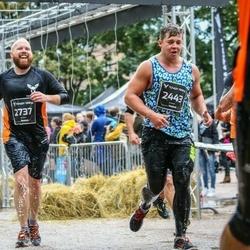 Tough Viking Kaisaniemi - Jonni Laulainen (2443), Darren Spraget (2737)