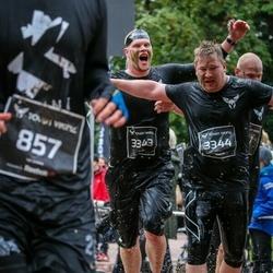 Tough Viking Kaisaniemi - Jaakko Hankkila (3343), Antti Kutila (3344)