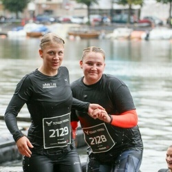 Tough Viking Kaisaniemi - Satu Vauhkonen (2128), Emma Ahlstedt (2129)
