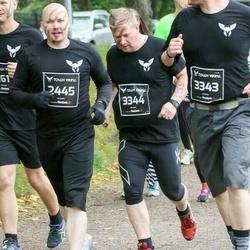 Tough Viking Kaisaniemi - Teemu Koljonen (2445), Antti Kutila (3344)