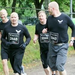 Tough Viking Kaisaniemi - Teemu Koljonen (2445), Jaakko Hankkila (3343), Antti Kutila (3344)