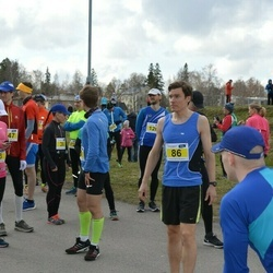 Helsinki Spring marathon - Marko Savolainen (86)