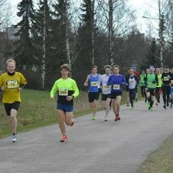 Helsinki Spring marathon - Lauri Junnila (78), Juha Virtanen (249)
