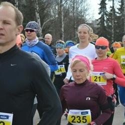 Helsinki Spring marathon - Marja-Terttu Sinisalo (235)