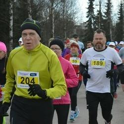 Helsinki Spring marathon - Olli Mäkinen (204)