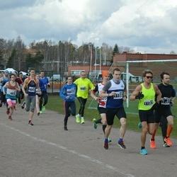 Helsinki Spring marathon - Ossi Hakulinen (1159), Jani Strömsholm (1182)
