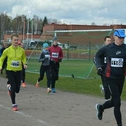 Helsinki Spring marathon - Jari Viksten (1166), Jaakko Nurmi (1177)