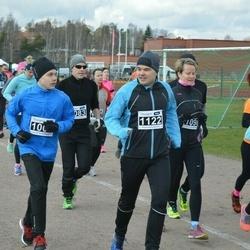 Helsinki Spring marathon - Henrik Rytinki (1122)
