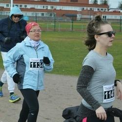 Helsinki Spring marathon - Jaana Kesänen (1134)