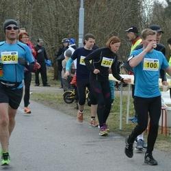 Helsinki Spring marathon - Timo Sipilä (100), Jarmo Tulkki (256)