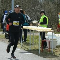 Helsinki Spring marathon - Pekka Kindberg (217)