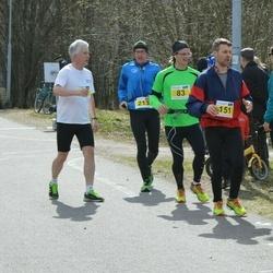 Helsinki Spring marathon - Veikko Heikkilä (151)