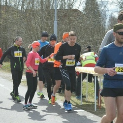 Helsinki Spring marathon - Tea Soini (21), Lasse Keisalo (63), Kalle Holma (72)