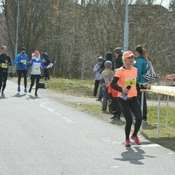 Helsinki Spring marathon - Katja Kujo (4)