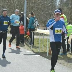 Helsinki Spring marathon - Mauno Saastamoinen (247)