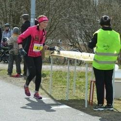 Helsinki Spring marathon - Pirjo Auranen (42)