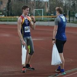 Helsinki Spring marathon - Sami Saku (1124)
