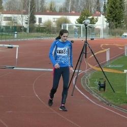 Helsinki Spring marathon - Katarina Skräddar (1156)