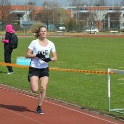 Helsinki Spring marathon - Hilkka Kontro (1143)