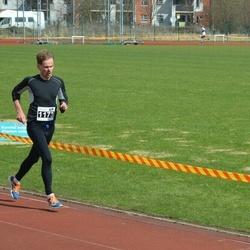 Helsinki Spring marathon - Mikko Heikkinen (1173)