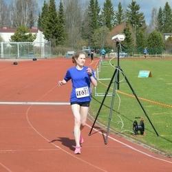 Helsinki Spring marathon - Karolina Kivimäki (1038)