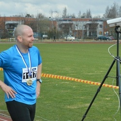 Helsinki Spring marathon - Mikko Koli (1117)