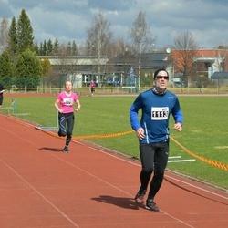 Helsinki Spring marathon - Patrick Östermark (1113)