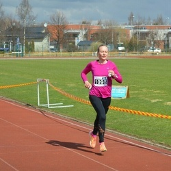 Helsinki Spring marathon - Nina Sarnesto (1098)