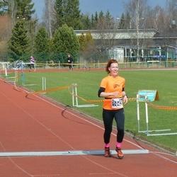 Helsinki Spring marathon - Eeva Einiö (1042)